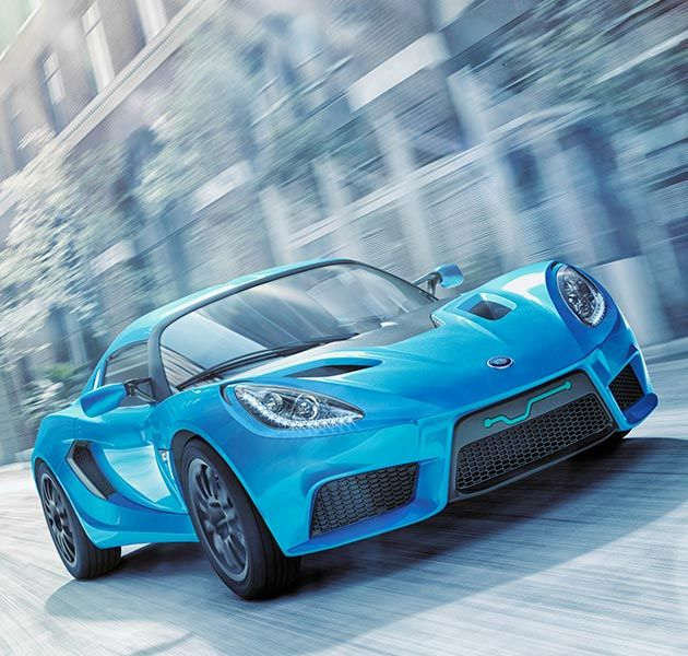 The 286hp 210kw Lotus Based Detroit Electric Sp 01 Will It Go
