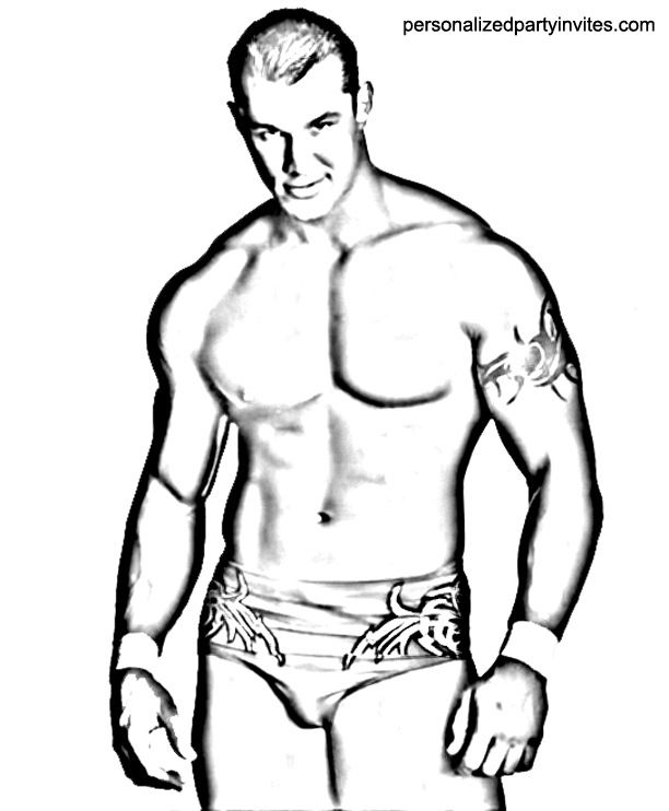 Wwe Wrestling Printable Coloring Pages Wwe Coloring Pages Wwe Coloring Pages