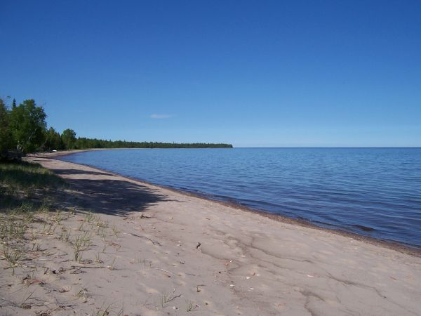 Lake Superior At Hermit S Cove Keweenaw Peninsula Beautiful