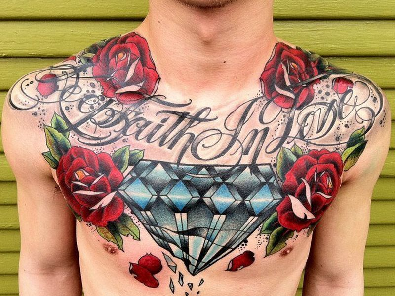 17+ Best Rose tattoo between breast meaning ideas