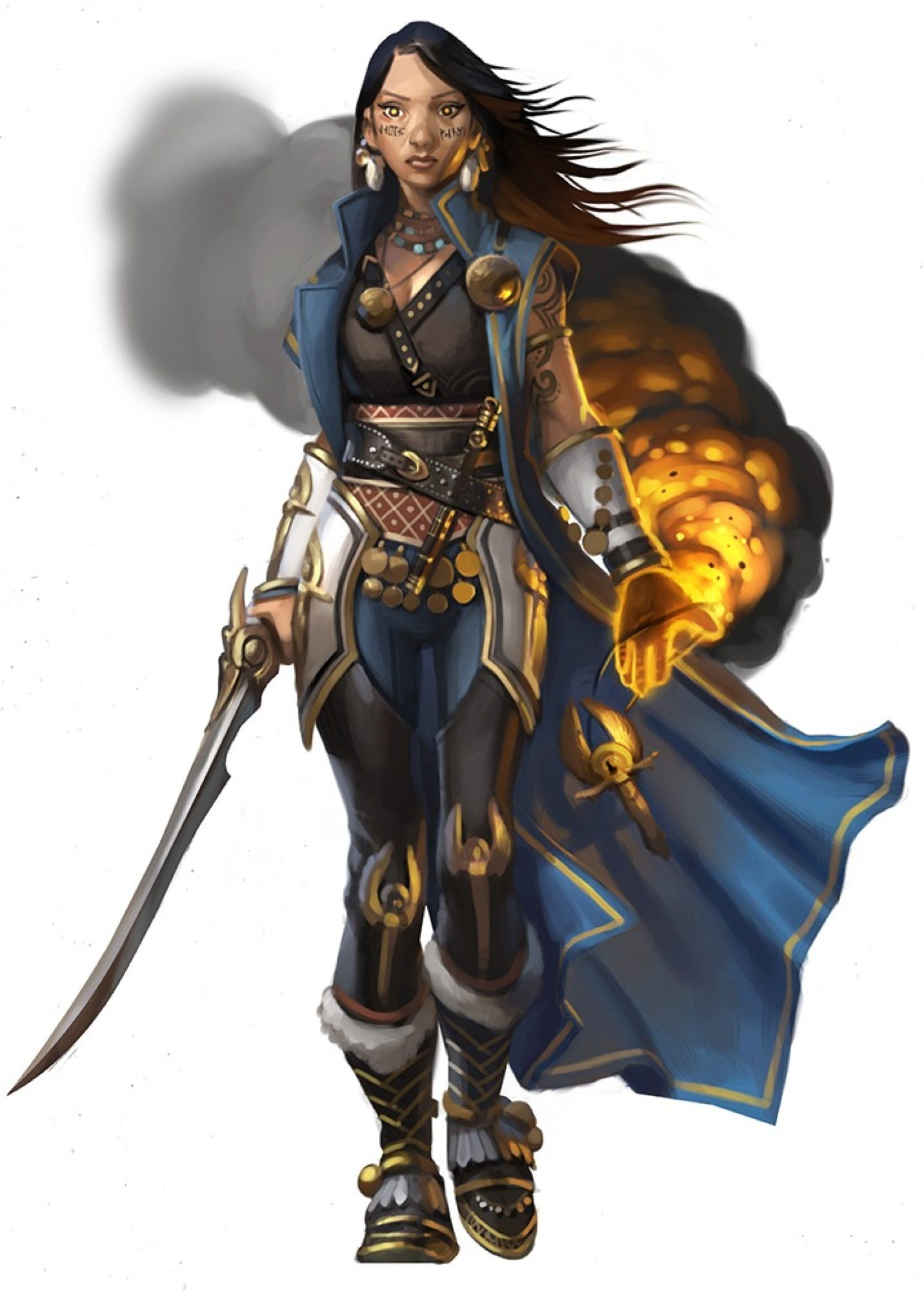 Pin by Laís De on Future DnD Character portraits, Dnd
