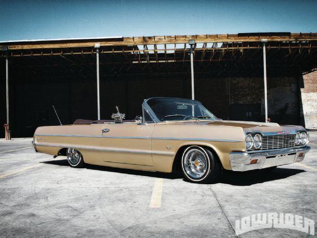1964 Chevrolet Impala Lowrider Lowrider Magazine Chevrolet