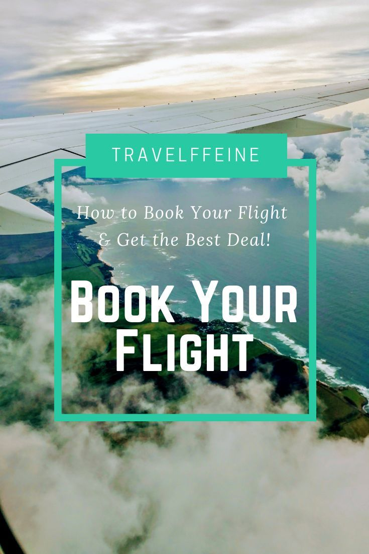 Tips to book your flight and get a great deal!  Book your flight & get started planning your vacation! #travel #flights #bookflight #airfare #cheapairfare #skyscanner #expedia