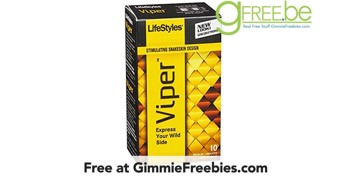 Free Lifestyles Snakeskin + Free Shipping! HURRY! - http://gimmiefreebies.com/free-lifestyles-snakeskin-free-shipping-hurry/