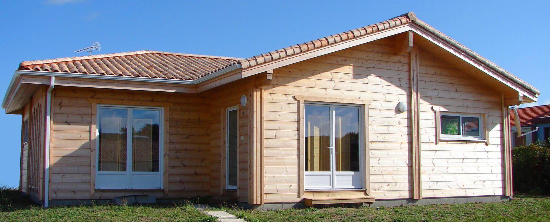 maison bois cl en main mikabois maisons bois tiny. Black Bedroom Furniture Sets. Home Design Ideas