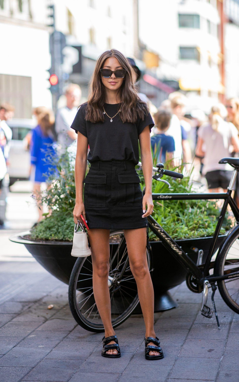 The chicest street style looks from Copenhagen Fashion Week 5