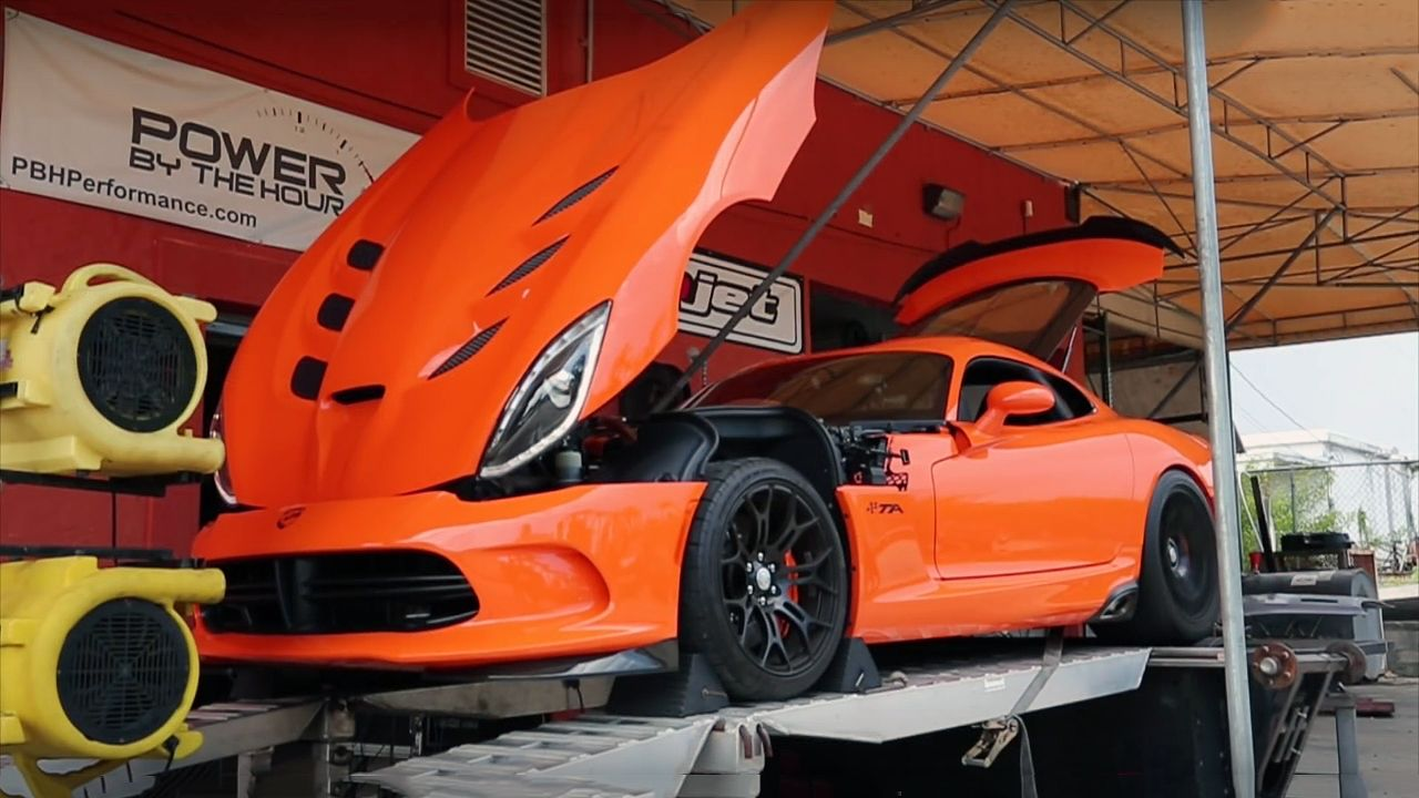 Find out what can do Nitrous Outlet 250 to the Viper 2015