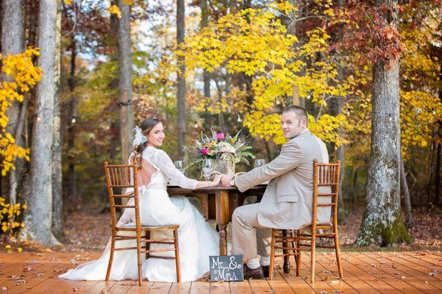 Boho Styled Wedding By Caroline Z Photography | TaniaKnowsBest
