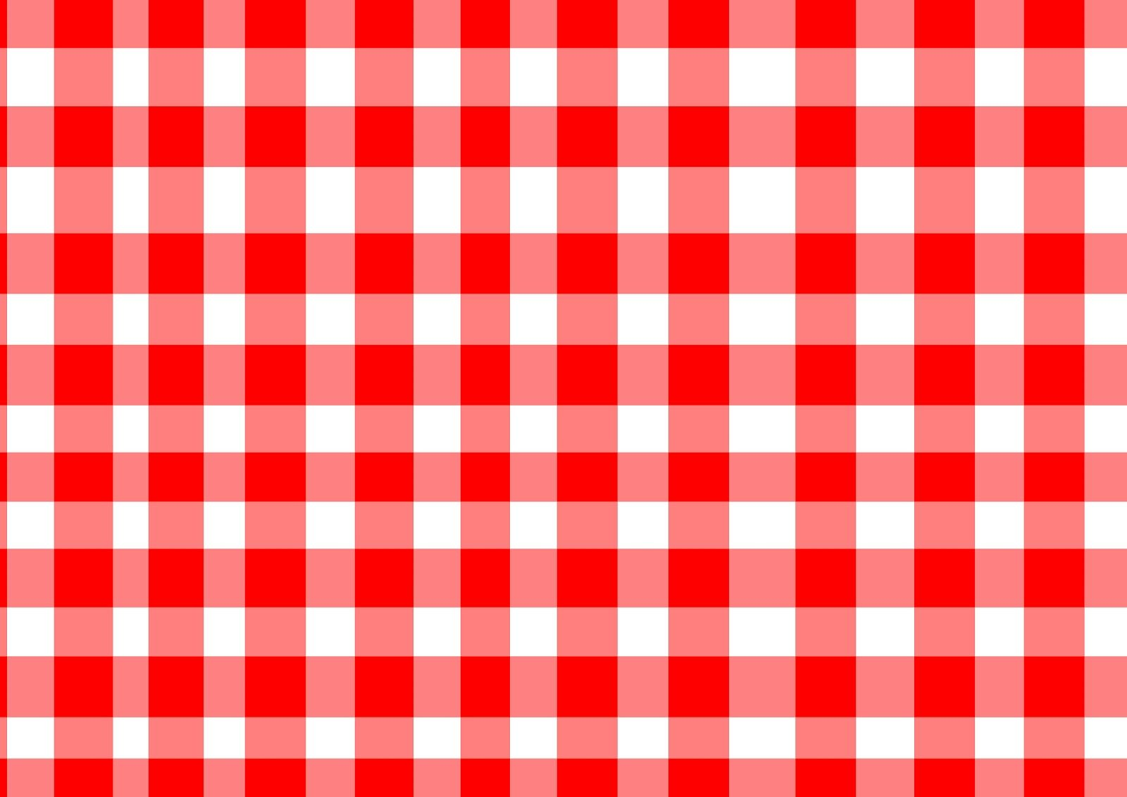 Wallpaper checkered white red squares ffffff ff0000