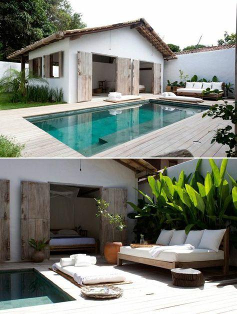 ▷ 1001+idées d\'aménagement d\'un entourage de piscine ...