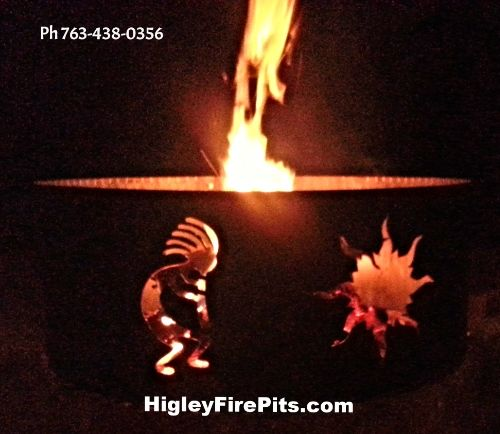 Higley Fire Pits * Spark Screens * Fire Pit Liners/Inserts *Dome Firepit  Covers - Higley Fire Pits * Spark Screens * Fire Pit Liners/Inserts *Dome