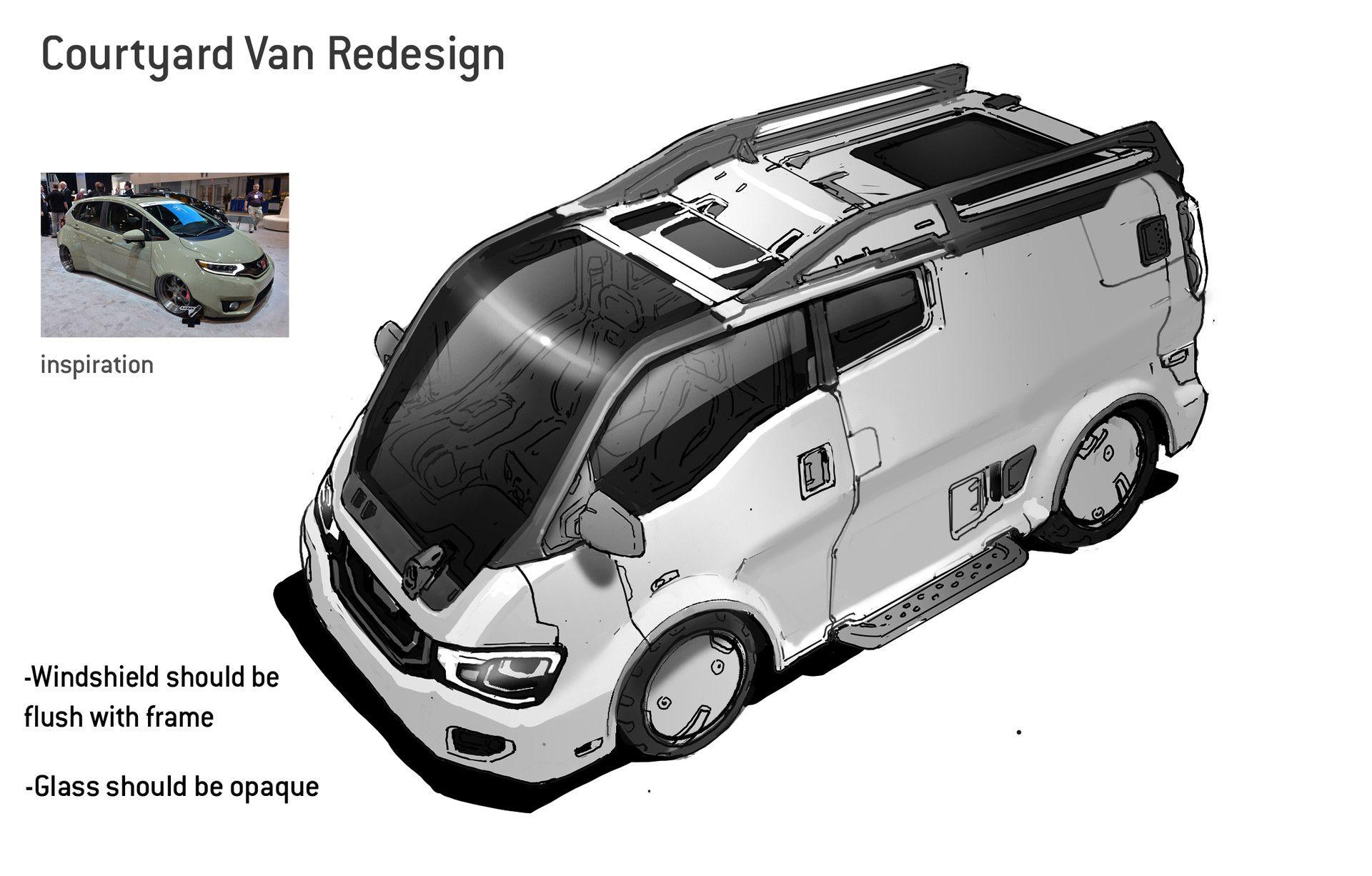 df13599d9f ArtStation - Halo 5- Various Vehicle Concepts