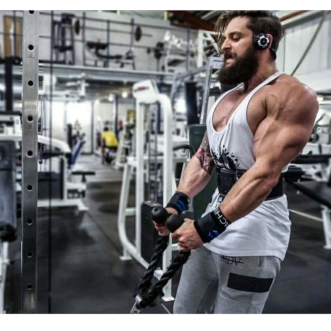 Lex Griffin Mens Fitness Natural Bodybuilding Physique