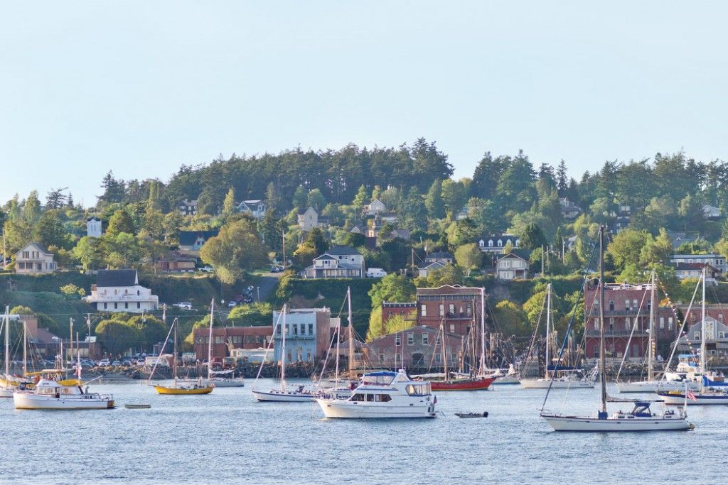 Sojourn By the Sea: Port Townsend, WA