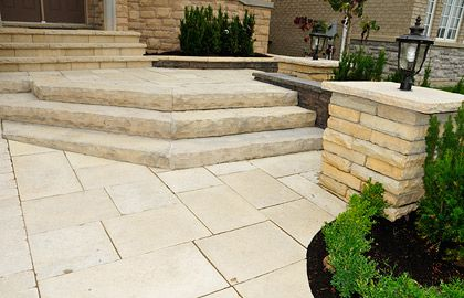Stone Link Flagstone, Interlock, Or Natural Stone Pavers? Paving Stone  Options For Your Patio, Steps, Walkway Or Driveway