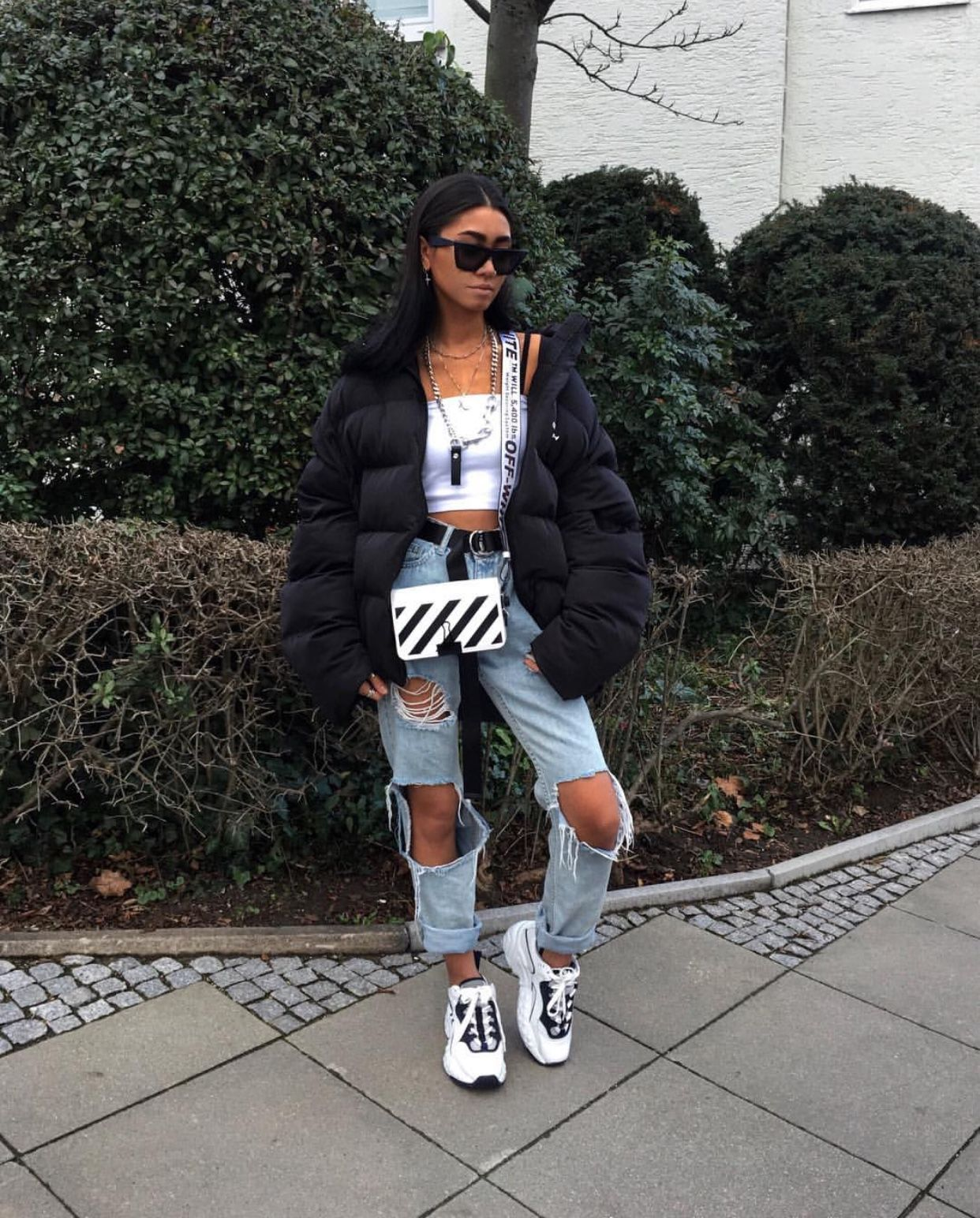 Pin by Goldenbabe on Fleeky  Fashion inspo outfits, Hypebeast