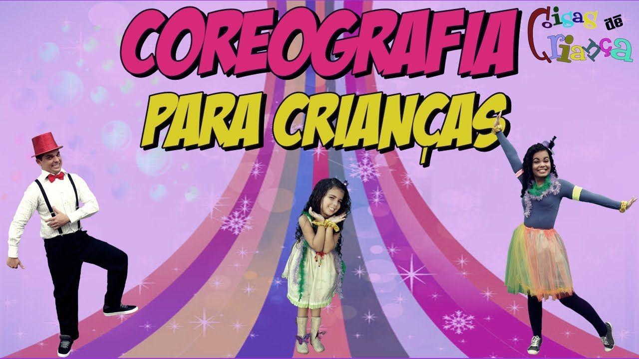 Coreografia Infantil Sou Feliz Giliard E Tamires Funk
