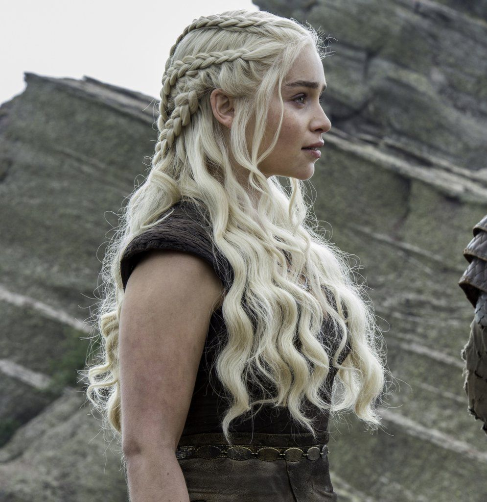 Game Of Thrones Braid Tutorials So Good Theyd Make The - Hairstyle girl game
