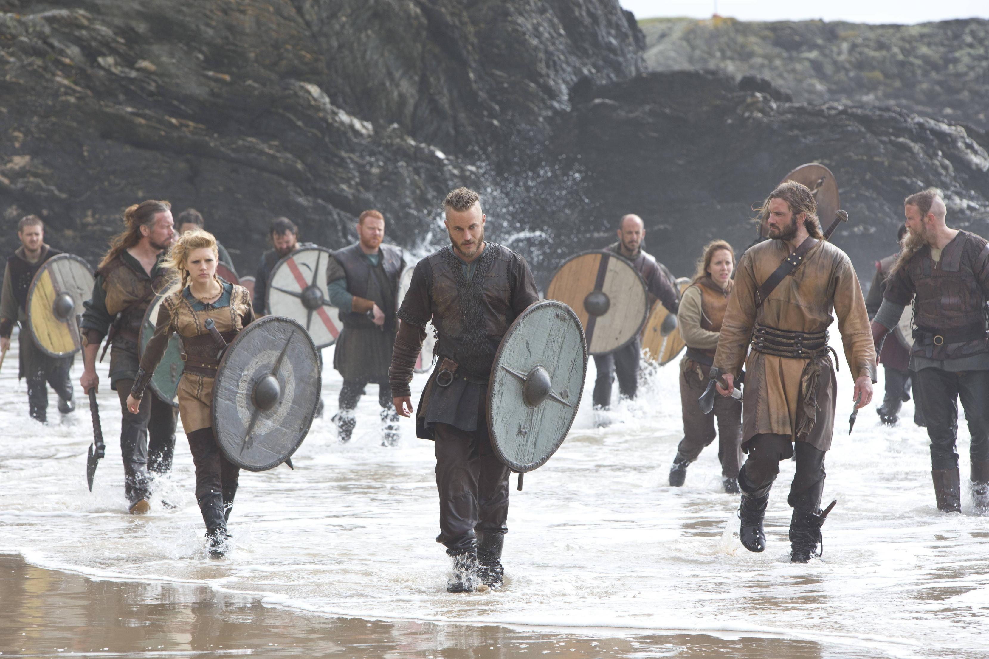 Ragnar Lothbrok The Fearless Viking Hero Of Norse History Vikings Season Vikings Tv History Channel Vikings