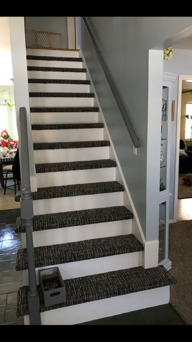 Best Updated Stairs With Commercial Grade Carpet Very Durable 400 x 300