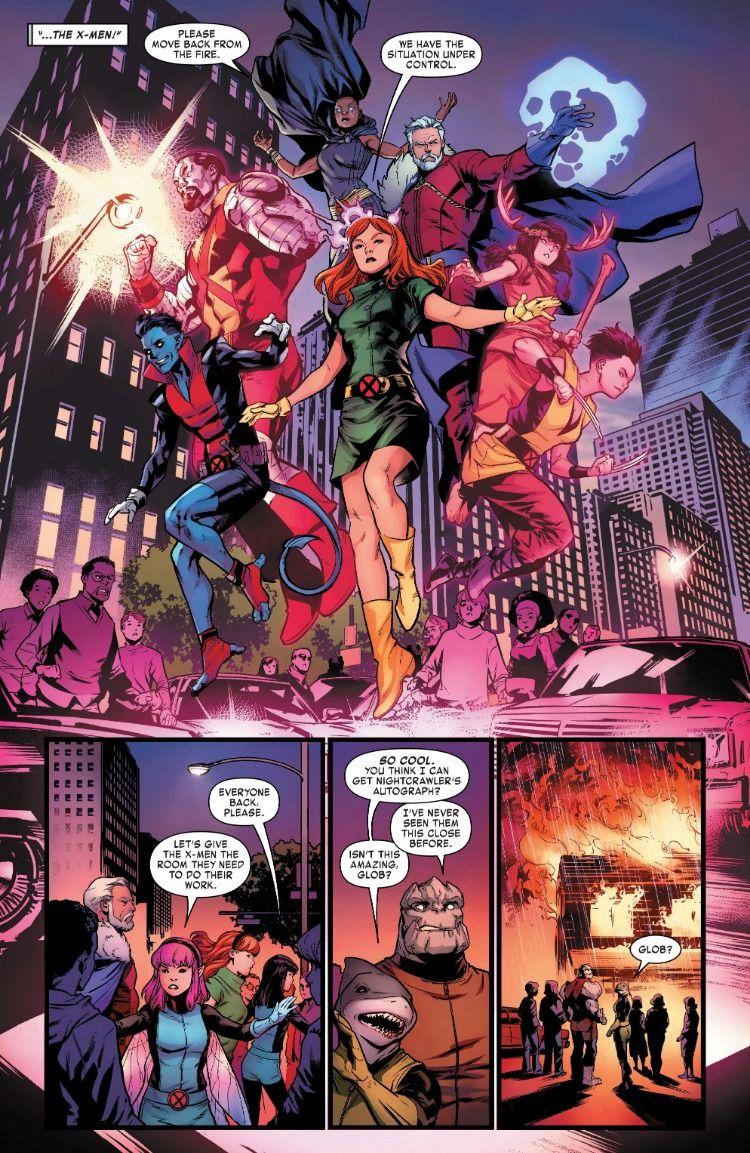 Age Of X Man Nextgen 01 Of 05 019 Marvel X Man X Men