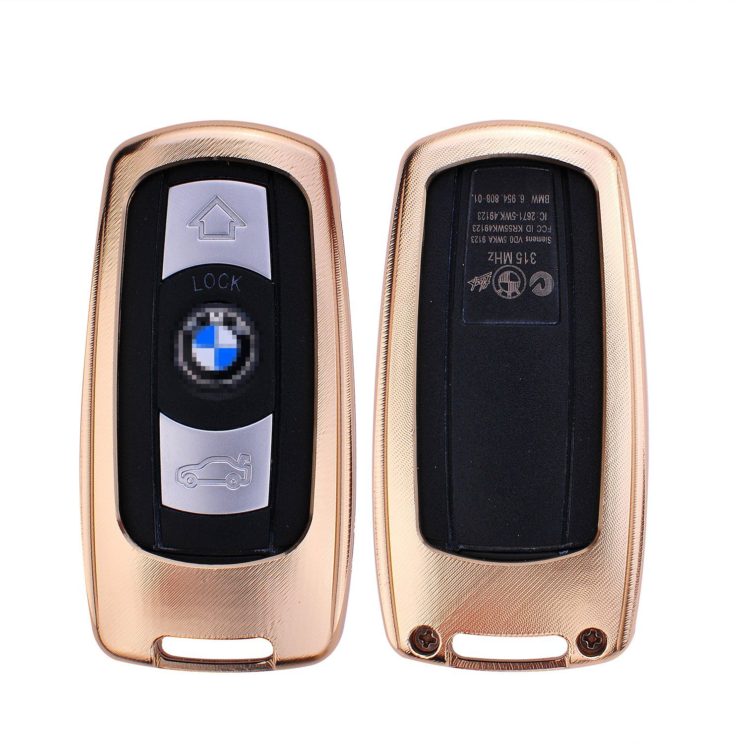 bmw fob automotive oem factory entry smart com key remote amazon dp keyless car