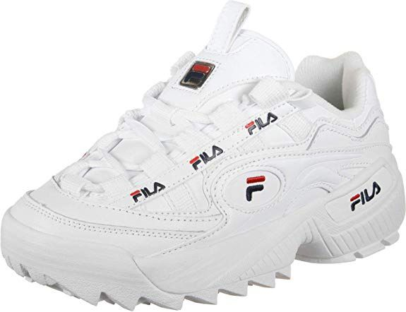 super popular 1fe68 f5cce Fila D Formation W Schuhe White Navy red | sneakers in 2019 ...