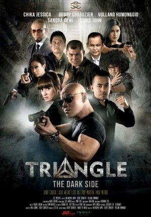 Triangle The Dark Side 2016 Film Horor Terbaik Dunia Bawah Film Horor