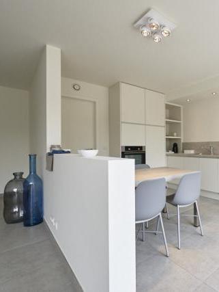 Nieuwbouw • modern • interieur • eetkamer • keuken • Foto: www ...