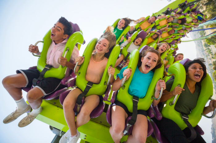 Six Flags Season Pass Flash Sale Over 70 Off 2019 Passes Free Parking More Deals Finders Six Flags Season Pass Seasons Six Flags