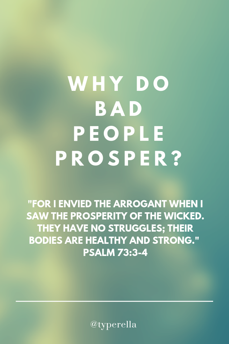 envy jealousy struggle god worthy blessings trials