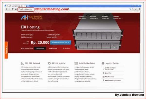 19+ Harga web hosting dan domain information