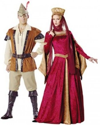 Robin Hood Maid Marion Costumes - Bing Images  sc 1 st  Pinterest & Robin Hood Maid Marion Costumes - Bing Images   Holiday - Halloween ...