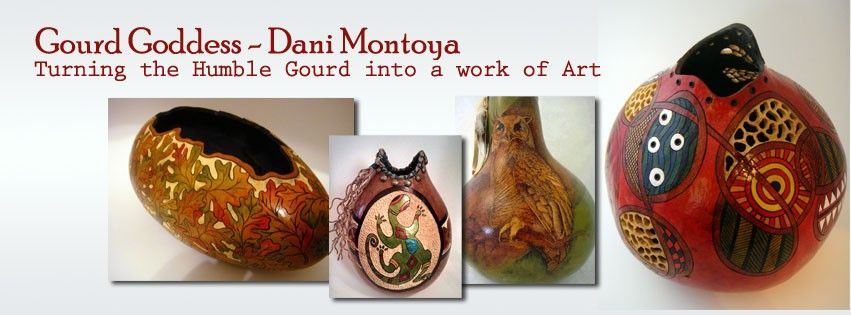 Gourd Art and Blog
