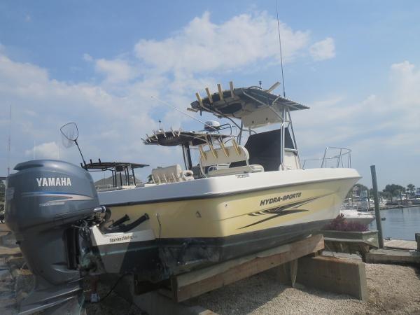 Used 2004 Hydra-sports Lightning 230 Cc, Wilmington, Nc