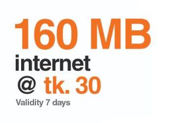 Banglalink 160 Mb Internet 30 Tk Offer 2017 Internet Offer Informative