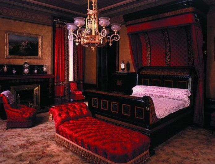 Gothic Schlafzimmer ~ ╋ i love gothic ╋ home decor pinterest gothic bedrooms