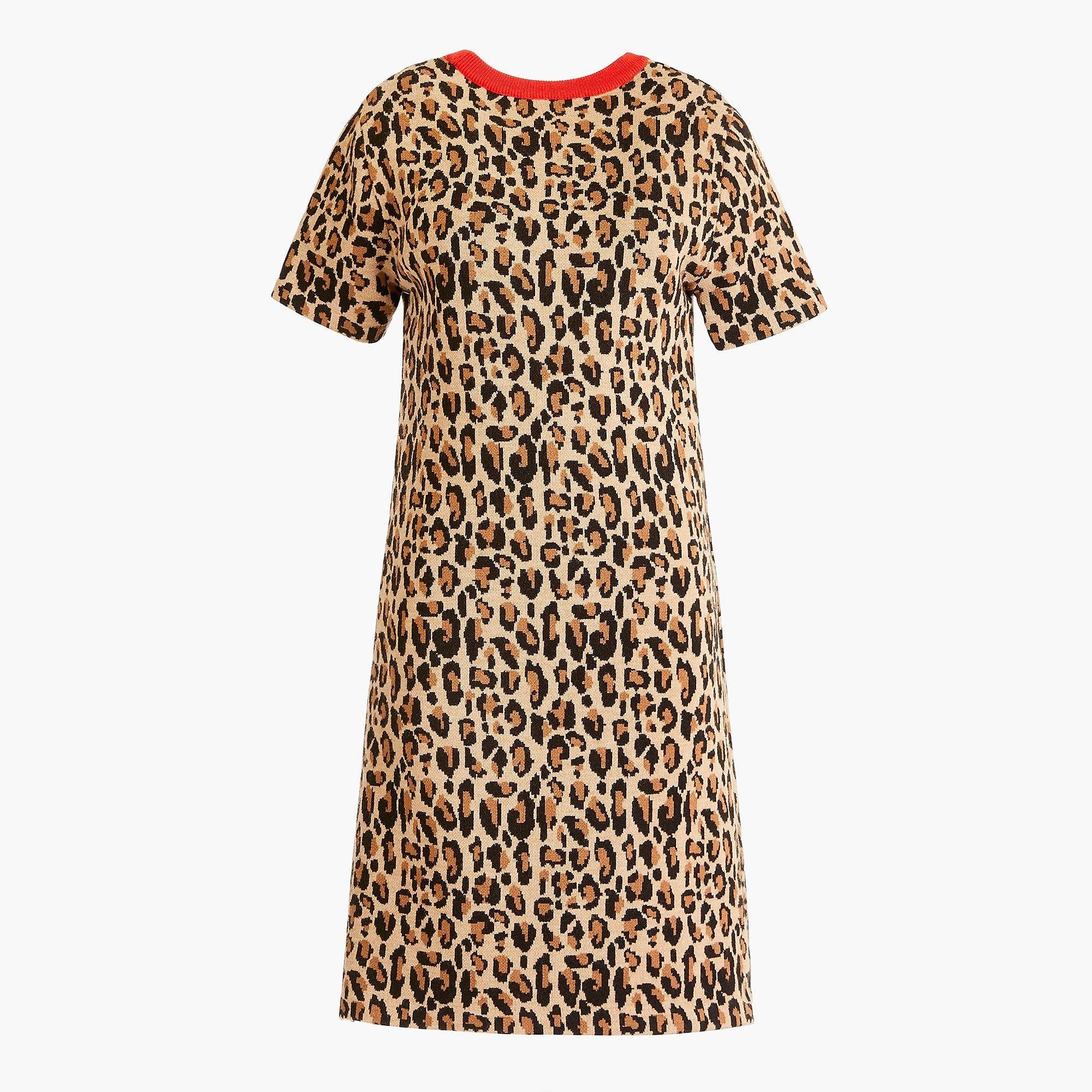 3977de4adc7c Demylee™ X J.Crew open-front sweater-blazer in leopard print : Women  sweaters | J.Crew