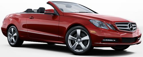 2017 Mercedes Benz E350 Cabriolet 2 Door 4 Seat Softtop Convertible Priced Under