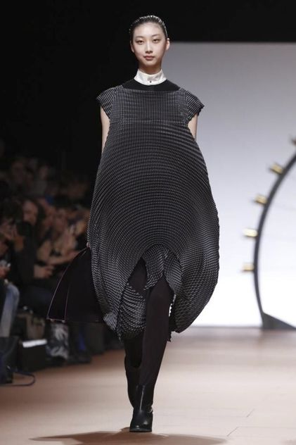 """Issey Miyake Ready To Wear Fall Winter 2014 Paris"""