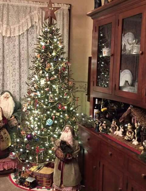 Pin By Luz Celeste On Christmas Decor Country Christmas Beautiful Christmas Trees Diy Christmas Quotes