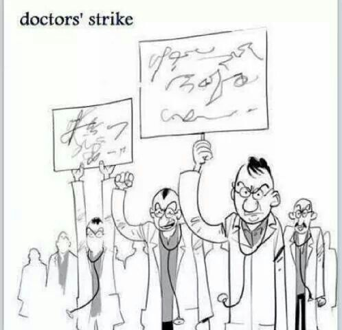 When Doctors Strike
