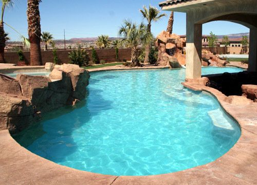 Inground Swimming Pools Quality Swimming Pool Systems