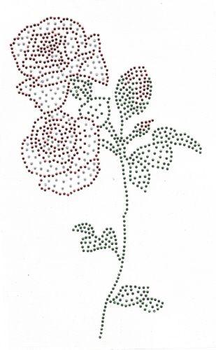 Rhinestone Design Patterns   rhinestone motifs
