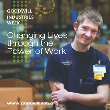 Happy #GoodwillWeek! You could win a $25 Goodwill gift card when ...
