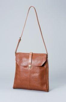 Elk Accessories Las Large Leather Bag