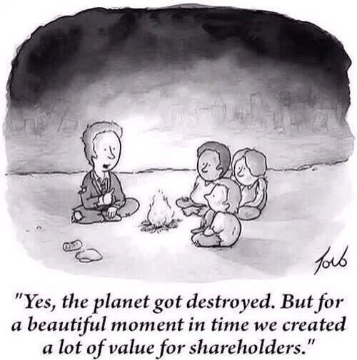 Marc Benioff on | In this moment, New yorker cartoons, Planets