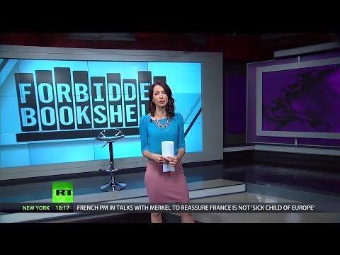 Forbidden Bookshelf Professor Mark Crispin Miller