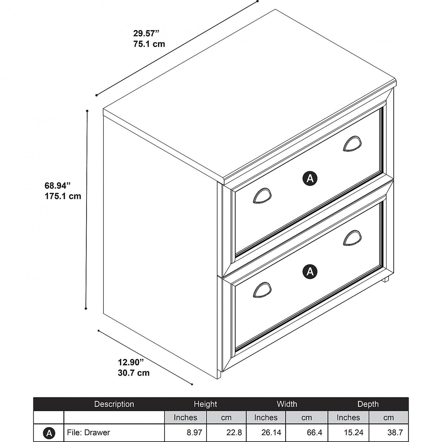 99 2 Drawer Lateral File Cabinet Dimensions Apartment Kitchen Cabinet Ideas Check More At Http Www Planet Bookcase Storage Bush Furniture 5 Shelf Bookcase