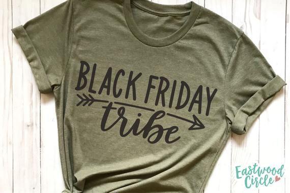 Black Friday Tribe svg, Black Friday svg, Thanksgiving svg, Black Friday Shirt s…
